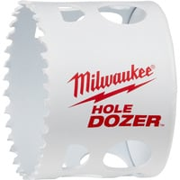 FREE SHIPPING — Milwaukee Bimetal Ice-Hardened Hole Saw — 2 1/2in., Model# 49-56-0147
