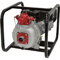 IPT Self-Priming Two-Stage High Pressure Water Pump — 8400 GPH, 139 PSI, 1 1/2in., 390cc Honda GX390 Engine, Model# 2MP13HR
