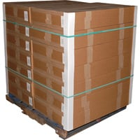 Vestil Jumbo Pallet Rubber Band — 50-Pk., For Pallets up to 48in.W x 48in.L, Model# BAND-92