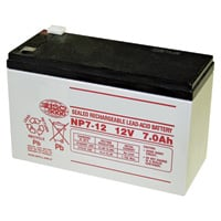Mighty Mule Replacement Battery for GTO/Mighty Mule FM500 Automatic Gate Openers, Model# FM150