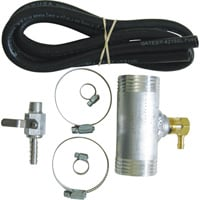 RDS Diesel Install Kit for Auxiliary Diesel Fuel Tank — Fits Chevy/GMC 1999–2010, Model# 011029