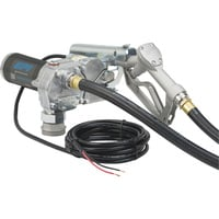 FREE SHIPPING — GPI 12V Fuel Transfer Pump — 15 GPM, Manual Nozzle, Hose, Model# M150S-MU