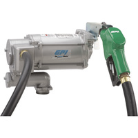 FREE SHIPPING — GPI 115V Fuel Transfer Pump — 30 GPM, Automatic Nozzle, Hose, Model# M-3130-AD