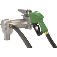 GPI 12V Fuel Transfer Pump — 25 GPM, Automatic Nozzle, Hose, Model# M-3025-AD