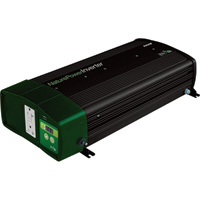 Nature Power Pure Sine Wave Power Inverter and Charger — 4000 Surge Watts, 2000 Rated Watts, 55 Amps