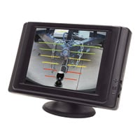 Hopkins Smart Hitch Backup Camera and Sensor System — 12.5in.L x 6.5in.H x 1.5in.D, Model# 50002