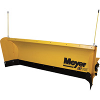 Meyer Lot Pro Plow with Remote Control — 92in.W, Model# 51126