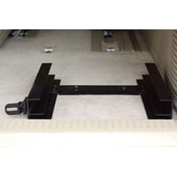 DU-HA Tool Box Tote Slide Mounting Bracket — For Use with Storage Tote Item# 39723, Model# 70104