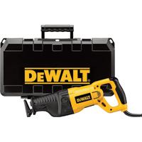 FREE SHIPPING — DEWALT Heavy-Duty Orbital-Action Reciprocating Saw Kit — 13 Amps, Model# DW311K