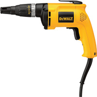 FREE SHIPPING — DEWALT Heavy-Duty VSR Drywall Screwdriver — 6.0 Amps, Model# DW255