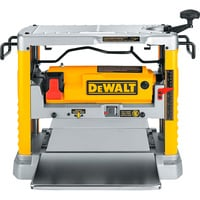 FREE SHIPPING — DEWALT Heavy-Duty Planer with 3-Knife Cutter-Head — 12 1/2in. Width Capacity, Model# DW734