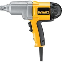 FREE SHIPPING — DEWALT Heavy-Duty Impact Wrench with Detent Pin Anvil — 3/4in. (19mm), Model# DW294