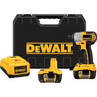 FREE SHIPPING — DEWALT Heavy-Duty Cordless Impact Driver Kit — 18V, 1/4in., Model# DC827KL