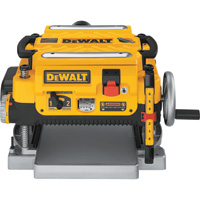 FREE SHIPPING — DEWALT Planer — 13in.W, 3-Knife, 2-Speed, Model# DW735