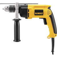 FREE SHIPPING — DEWALT Heavy-Duty VSR Single Speed Hammerdrill - 1/2in., Model# DW511