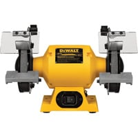 FREE SHIPPING — DEWALT Heavy-Duty Bench Grinder — 6in., 5/8 HP, Model# DW756