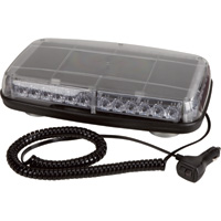 Ultra-Tow Mini LED Light Bar — Amber, Magnetic Mount