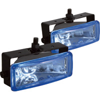 Ironton 12 Volt Halogen Utility Lights — Pair, 55 Watt/Ea.