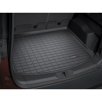 Black 40465 WeatherTech Custom Fit Cargo Liners for Kia Sportage