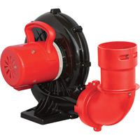 AirCrow Pest Deterrent Blower — 1/4 HP, Model# BR-201AAC