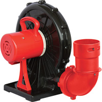AirCrow Pest Deterrent Blower — 1/2 HP, Model# BR-232AAC
