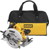 FREE SHIPPING — DEWALT Lightweight Circular Saw — 7 1/4in., 15 Amp, With Electric Brake, Model# DWE575SB