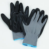 Ironton Nitrile-Coated Gloves - 1 Pair