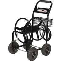 Ironton Garden Hose Reel Cart — Holds  5/8in. x 300ft. Hose