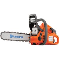 Husqvarna Reconditioned 440 Chainsaw — 40.9cc, 18in. Bar, 0.325in.  Model# 967155993