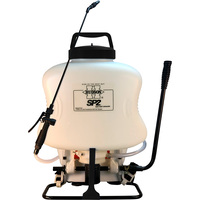 Hudson Piston Pump Backpack Sprayer — 4-Gallon Capacity, 180 PSI, Model# SP2 97157