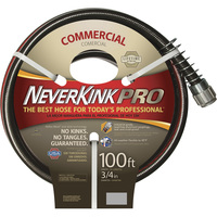 Apex Neverkink Commercial-Duty Garden Hose — 3/4in. x 100ft., Model# 9844-100