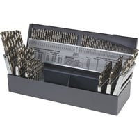 FREE SHIPPING — Klutch High Speed Drill Bit Set — 115-Pc.