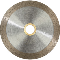 Klutch 4in. Continuous Rim Diamond Tile Blade