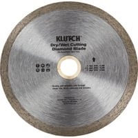 Klutch 5in. Continuous Rim Diamond Blade