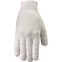 Wells Lamont Men's String Knit Work Gloves - 12-Pair Pack, Large, Model# 513LZ