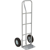 Roughneck Hand Truck — 600Lb. Capacity, Flat Free Tires
