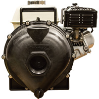 Banjo Self-Priming Transfer Water Pump — 11,700 GPH, 2in. Ports, Model# 205PH-5-160
