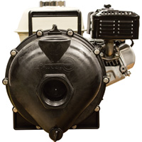 Banjo Self-Priming Transfer Water Pump — 11,700 GPH, 2in. Ports, Honda GX160 Engine, Model# 215PH-5-16-.BAN