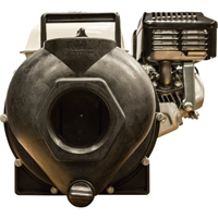 Banjo Self-Priming Transfer Water Pump — 17,400 GPH, 3in. Ports, Honda GX200 Engine, Model# 300PH-6-200.BAN