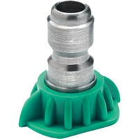 NorthStar Pressure Washer Quick Couple Spray Nozzle — 5.5 Size, 25 Degree Spray, Model# N25055QP