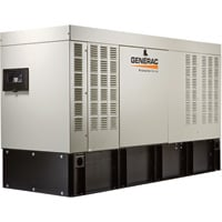 FREE SHIPPING — Generac Protector Series Diesel Home Standby Generator — 30 kW, 120/240 Volts, 3-Phase, Model# RD03024JDAE