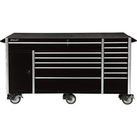 Excel 72in. Metal Roller Tool Cabinet — 14 Drawers, Model# TB7207-X