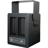 King Electric Pic-A-Watt Garage/Workshop Heater — 13,000 BTU, Multiple Wattage, Model# KBP2406