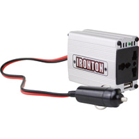 Ironton Power Inverter — 12 Volts, 200 Watts