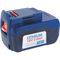 Lincoln Replacement Battery for PowerLuber — 18 Volt, Li-Ion, Model# 1861