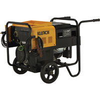 FREE SHIPPING - Klutch 7500K Welder Generator with Kohler Engine and Wheel Kit - 170 Amp DC, 6,000 Watt AC Power