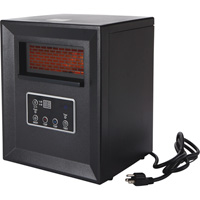 ProFusion Heat Infrared Quartz Heater — 5100 BTU, Model# GD9215BCP-4J