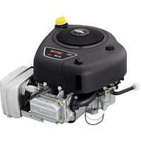 Briggs & Stratton Intek Vertical OHV Engine With Electric Start— 344cc, 1in. x 3 5/32in. Shaft, Model# 21R707-0084-G1