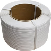 Ironton 1/2In. Poly Strapping — 4,500Ft. Roll, 8In. x 8In. Core