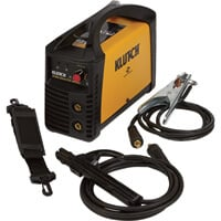 FREE SHIPPING — Klutch ST80i Inverter-Powered DC Stick Welder with TIG Option — 115 Volts, 20-75 Amp DC Output